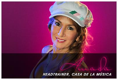 Mandy, Headtrainer Casa de la música